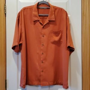 Men's Tommy Bahama button down shirt